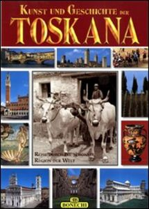 Libro Toscana. Ediz. tedesca