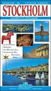Stoccolma. Ediz. svedese