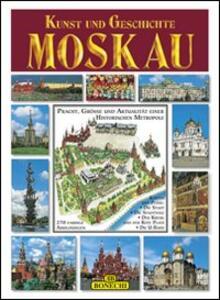 Mosca. Ediz. tedesca