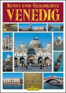 Libro Venezia. Arte e storia. Ediz. tedesca