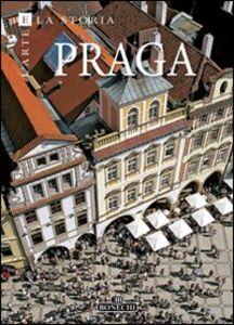 Foto Cover di Praga, Libro di  edito da Bonechi
