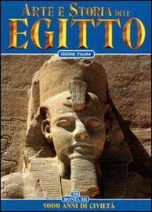 Foto Cover di Egitto, Libro di Alberto C. Carpiceci, edito da Bonechi