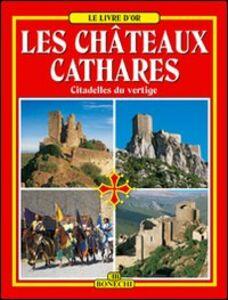 Foto Cover di Carcasssonne. Castelli catari. Ediz. francese, Libro di  edito da Bonechi