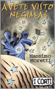Foto Cover di Avete visto Negima?, Libro di Massimo Moretti, edito da EL