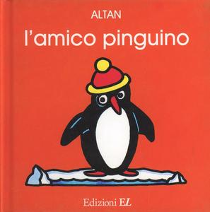 Libro L' amico pinguino Tullio F. Altan