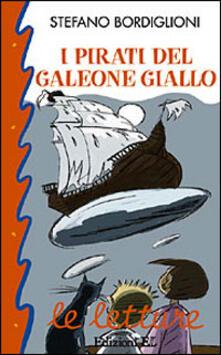 Librisulrazzismo.it I pirati del galeone giallo Image