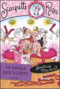 Foto Cover di La danza dell'estate. Scarpette rosa, Libro di Beatrice Masini, edito da EL