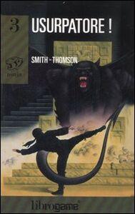 Libro Usurpatore! Mark Smith , Jamie Thomson