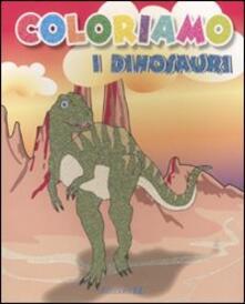 Coloriamo i dinosauri.pdf