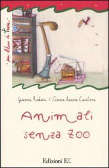 Antondemarirreguera.es Animali senza zoo. Ediz. illustrata Image