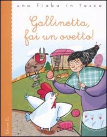 Ristorantezintonio.it Gallinetta, fai un ovetto! Image
