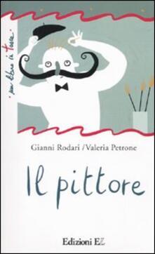 Librisulladiversita.it Il pittore. Ediz. illustrata Image