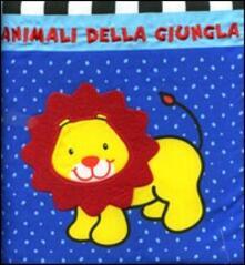 Winniearcher.com Animali della giungla. Libro-tappeto. Ediz. illustrata Image