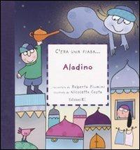 Aladino. Ediz. illustrata - Piumini Roberto Costa Nicoletta - wuz.it