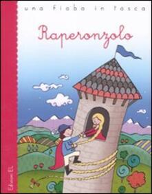 Raperonzolo - Jacob Grimm,Wilhelm Grimm,Stefano Bordiglioni - copertina