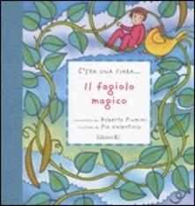Il fagiolo magico - Roberto Piumini - copertina