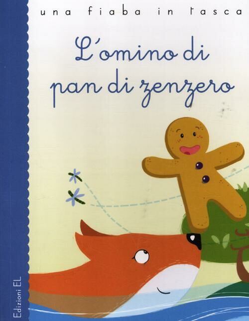 L' omino di pan di zenzero - Stefano Bordiglioni - Viola