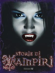 Libro Storie di vampiri