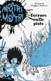 Rallydeicolliscaligeri.it Terrore sulle piste. Mostri & mostri. Vol. 4 Image