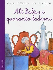 Alì Babà e i quaranta ladroni - Roberto Piumini - copertina