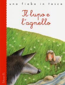 Il lupo e l'agnello - Roberto Piumini,Valentina Salmaso - copertina