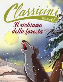 Il richiamo della foresta di Jack London - Pierdomenico Baccalario - copertina