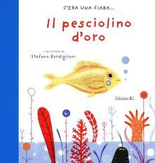 Il pesciolino d'oro - Stefano Bordiglioni - copertina