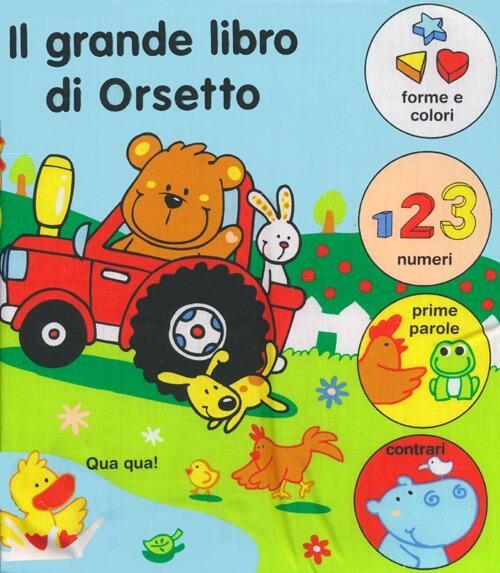 Il grande libro di orsetto libro el ibs for Classica stoffa inglese