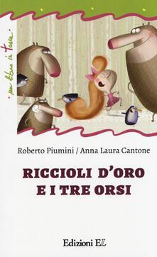 Festivalpatudocanario.es Riccioli d'oro e i tre orsi Image