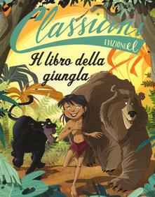 Il libro della giungla di Rudyard Kipling - Pierdomenico Baccalario - copertina