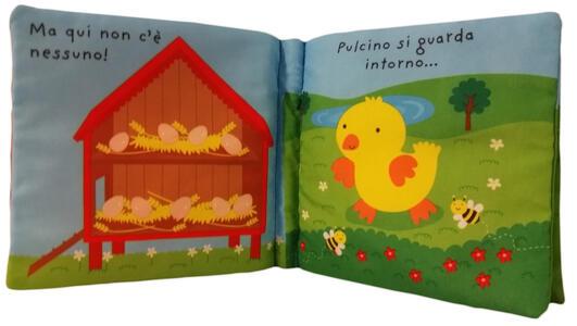 Pulcino soffici amici libro el ibs for Classica stoffa inglese