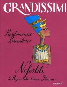 Vitalitart.it Nefertiti, la regina che divenne faraone Image