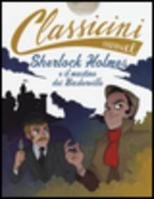 Sherlock Holmes e il mastino dei Baskerville di Arthur Conan Doyle.pdf