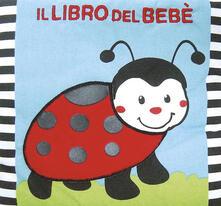 Voluntariadobaleares2014.es Il libro del bebè. Coccinella. Ediz. illustrata Image