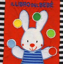 Vitalitart.it Il libro del bebè. Coniglio Image