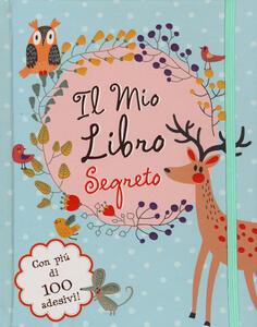 Il mio libro segreto. Con adesivi