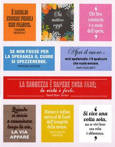 Libro Un mondo di stickers. Con adesivi  4