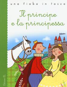 Il principe e la principessa - Jacob Grimm,Wilhelm Grimm,Roberto Piumini - copertina