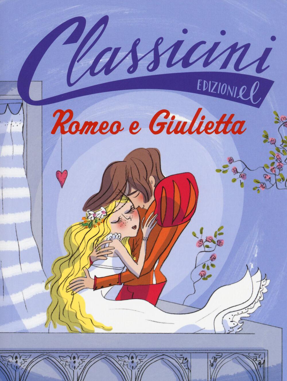 Romeo e giulietta da william shakespeare roberto piumini