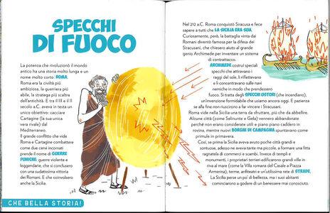 Foto Cover di Sicilia, Libro di Sarah Rossi, edito da EL 1