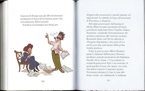Libro Che genio! Storie di personaggi straordinari Guido Sgardoli 4