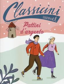 Pattini d'argento - Silvia Roncaglia - copertina