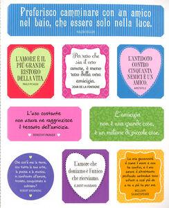 Libro Stickers per persone speciali. Con adesivi  1