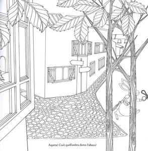 Libro Alice e il paese delle meraviglie. Album da colorare anti-stress Amily Shen 1