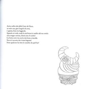 Libro Alice e il paese delle meraviglie. Album da colorare anti-stress Amily Shen 3
