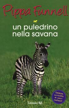 Capturtokyoedition.it Un puledrino nella savana. Storie di cavalli. Vol. 17 Image