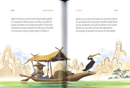 Libro Di popoli e tempi lontani. Storie da un mondo antico Stefano Bordiglioni 4