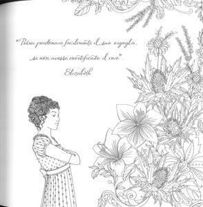 Orgoglio e pregiudizio. Un grande classico da colorare - Jane Austen - 2