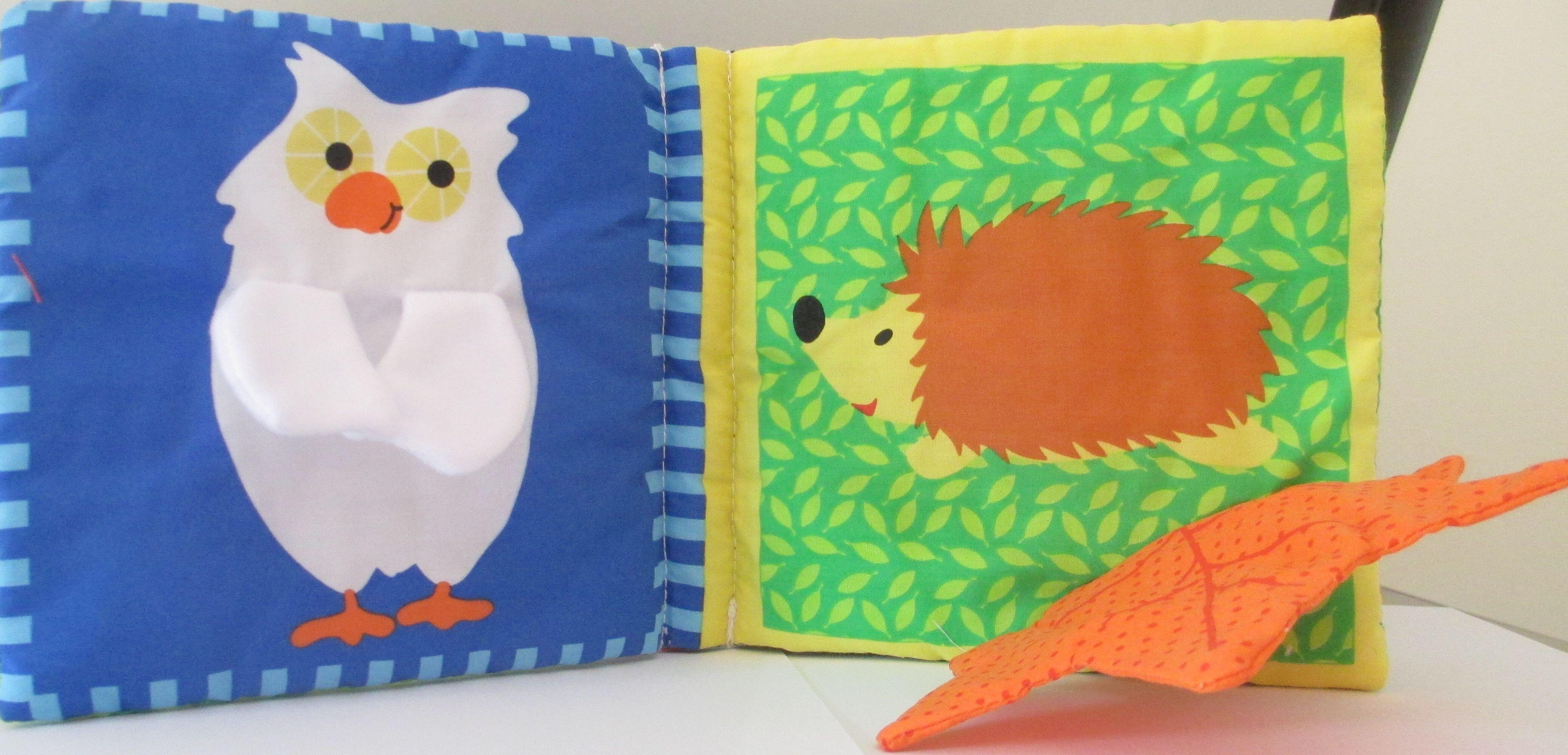 Il libro del beb scoiattolo ediz illustrata for Classica stoffa inglese