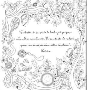 Romeo e Giulietta. Un grande classico da colorare - William Shakespeare - 2